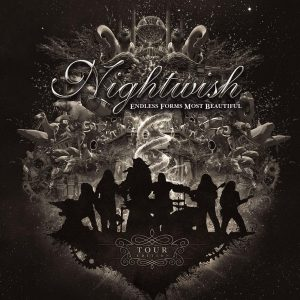 Nightwish – Endless Forms Most Beautiful Tour Edition (CD+DVD)