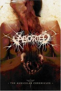 Aborted -The Auricular Chronicles Live DVD