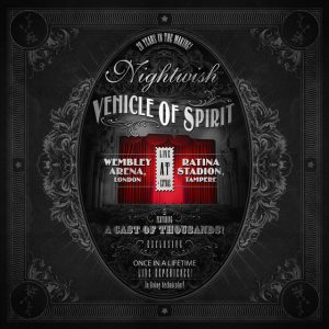 Nightwish - Vehicle of Spirit (DVD TRIPLO)